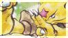 Pokemon Kadabra Stamp by Captain-Chompers