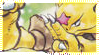 Pokemon Kadabra Stamp by Captain-Chompers