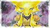 Pokemon Alakazam Stamp by Captain-Chompers