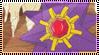 Pokemon Starmie Stamp