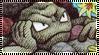 Pokemon Geodude Stamp