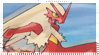 Pokemon Blaziken Stamp by Captain-Chompers