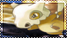 Cubone Stamp by Captain-Chompers