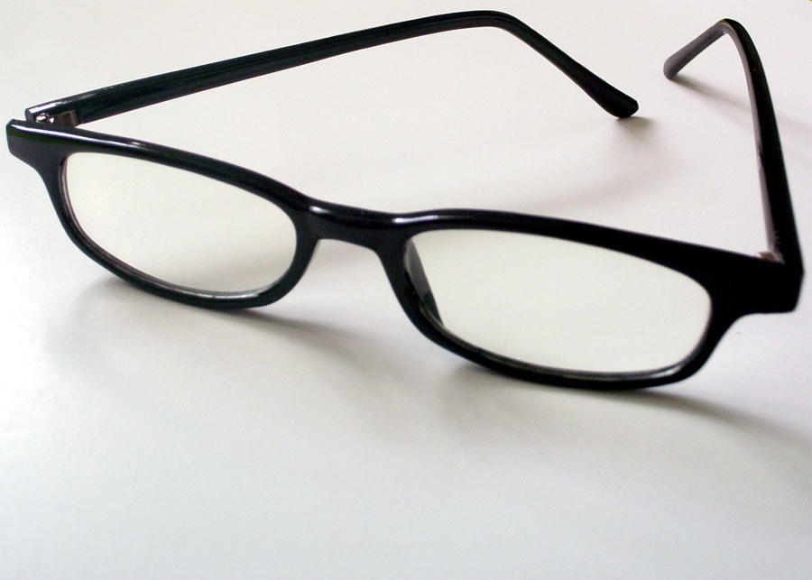 Emo Glasses by mnmsfreak-stock