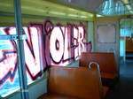 Violer In Interior subway vago