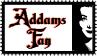 Addams Stamp by alienhunny