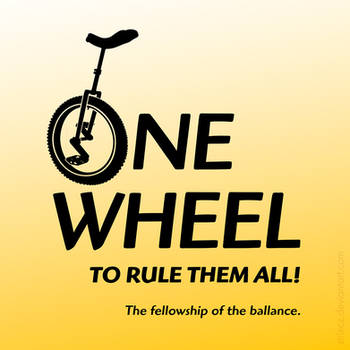 One Wheel to Rule Them All