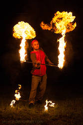 Fire It Up! by StrixCZ
