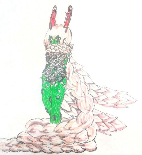 [RT] Rosefairy Aquanetta by Nemeki