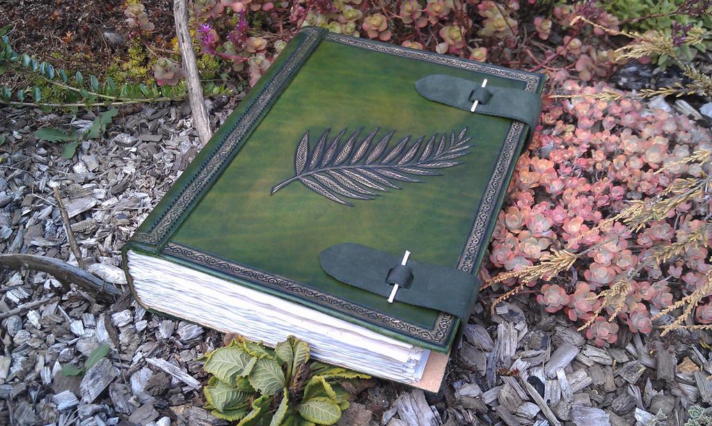 wiccania huge grimoire spellbook