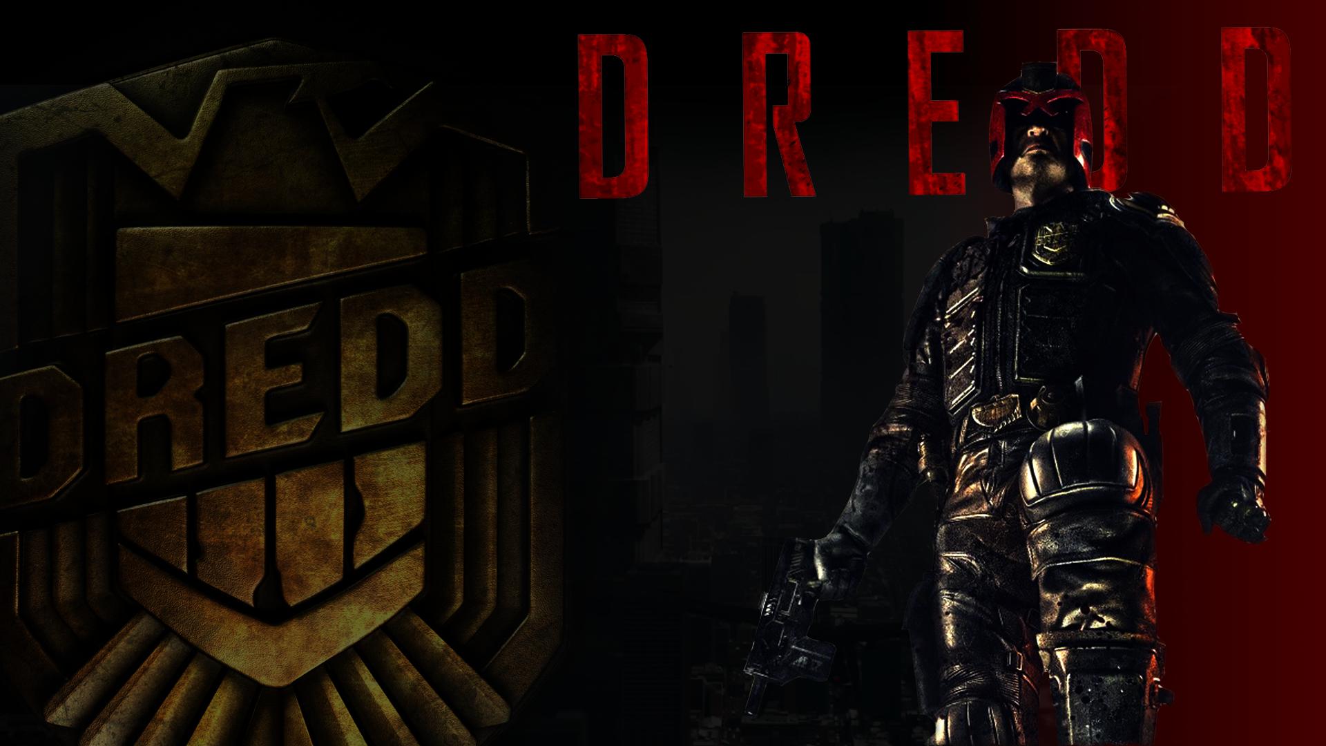 Dredd Movie Wallpaper by blades0100 on DeviantArt