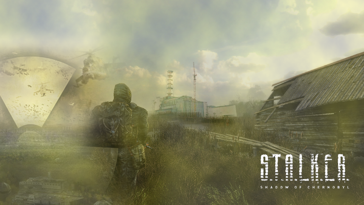 STALKER Shadow Of Chernobyl Wallpaper By Blades0100
