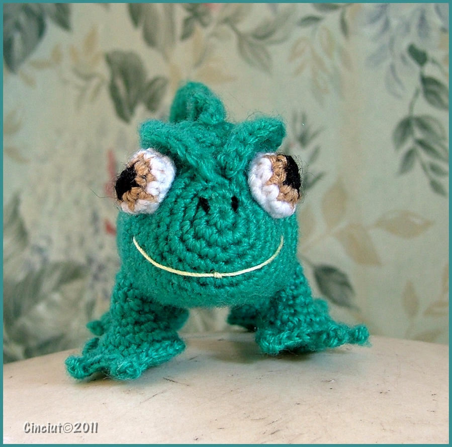 Amigurumi Patterns Contest : Amigurumi Disney contest Prize by Cinciut on DeviantArt