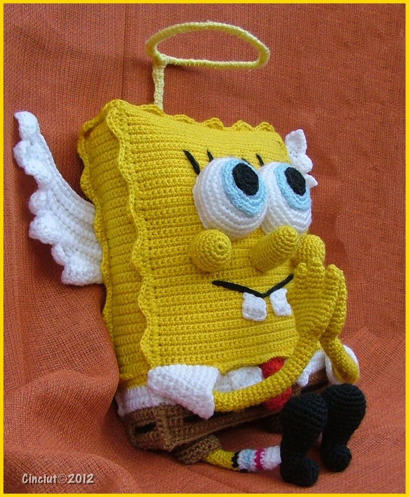 Holy Spongebob by Cinciut on DeviantArt