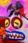 halloween contest Knuxouge