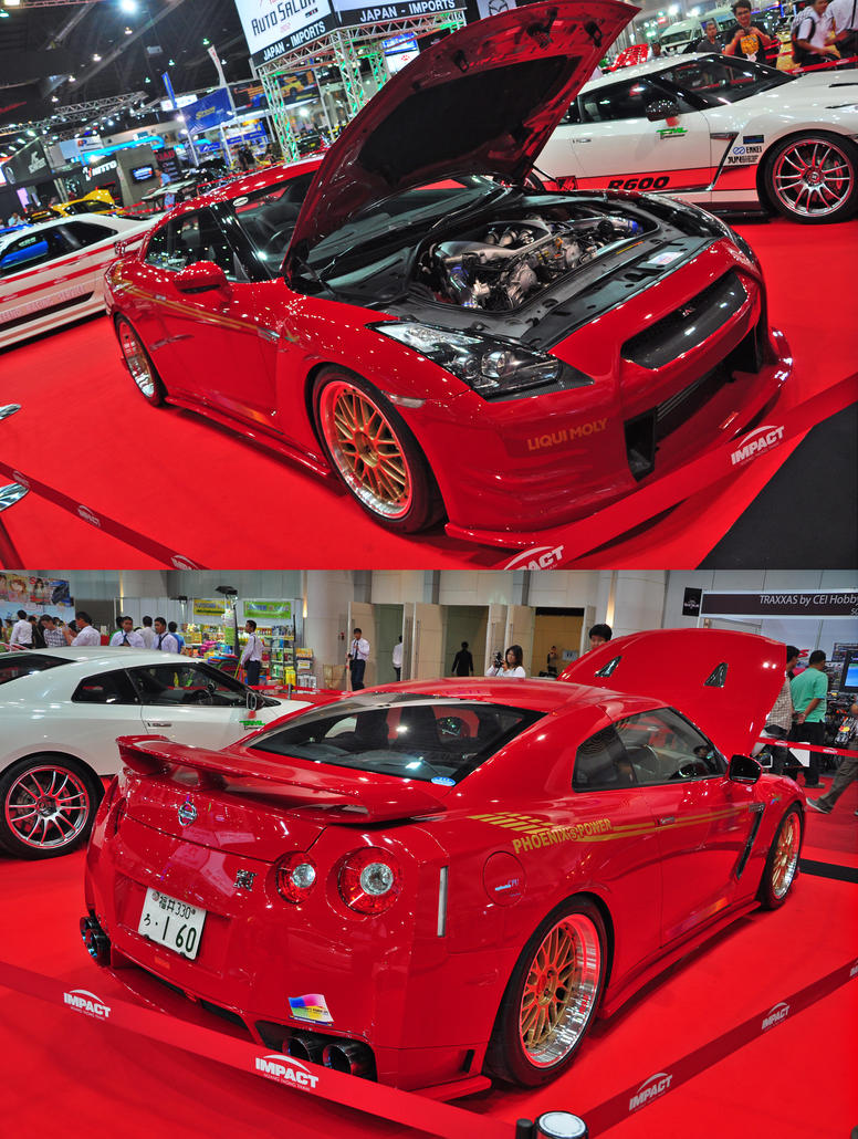 Bangkok Auto Salon 2012 51 by zynos958