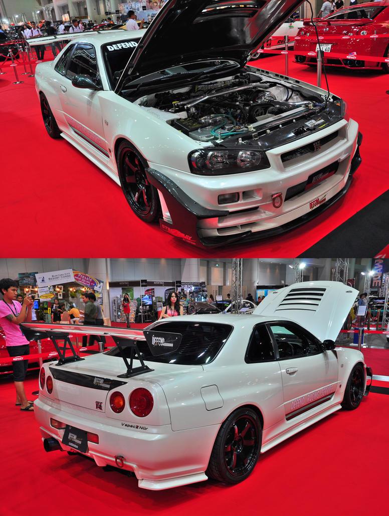 Bangkok Auto Salon 2012 54 by zynos958