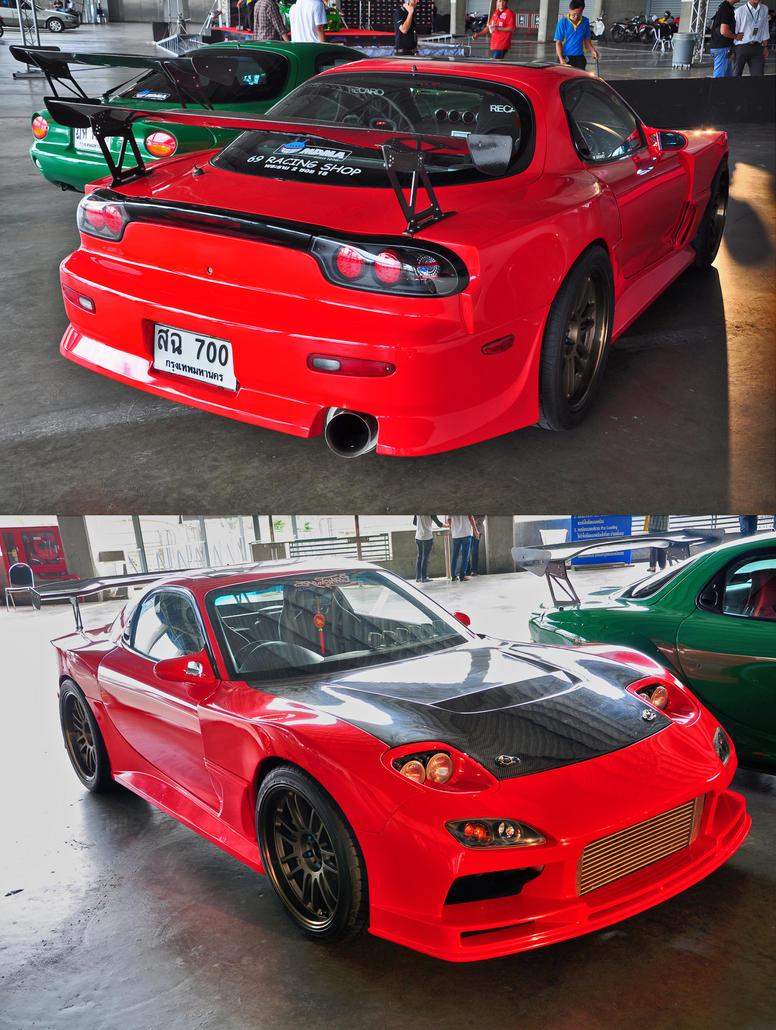 Bangkok Auto Salon 2012 65 by zynos958