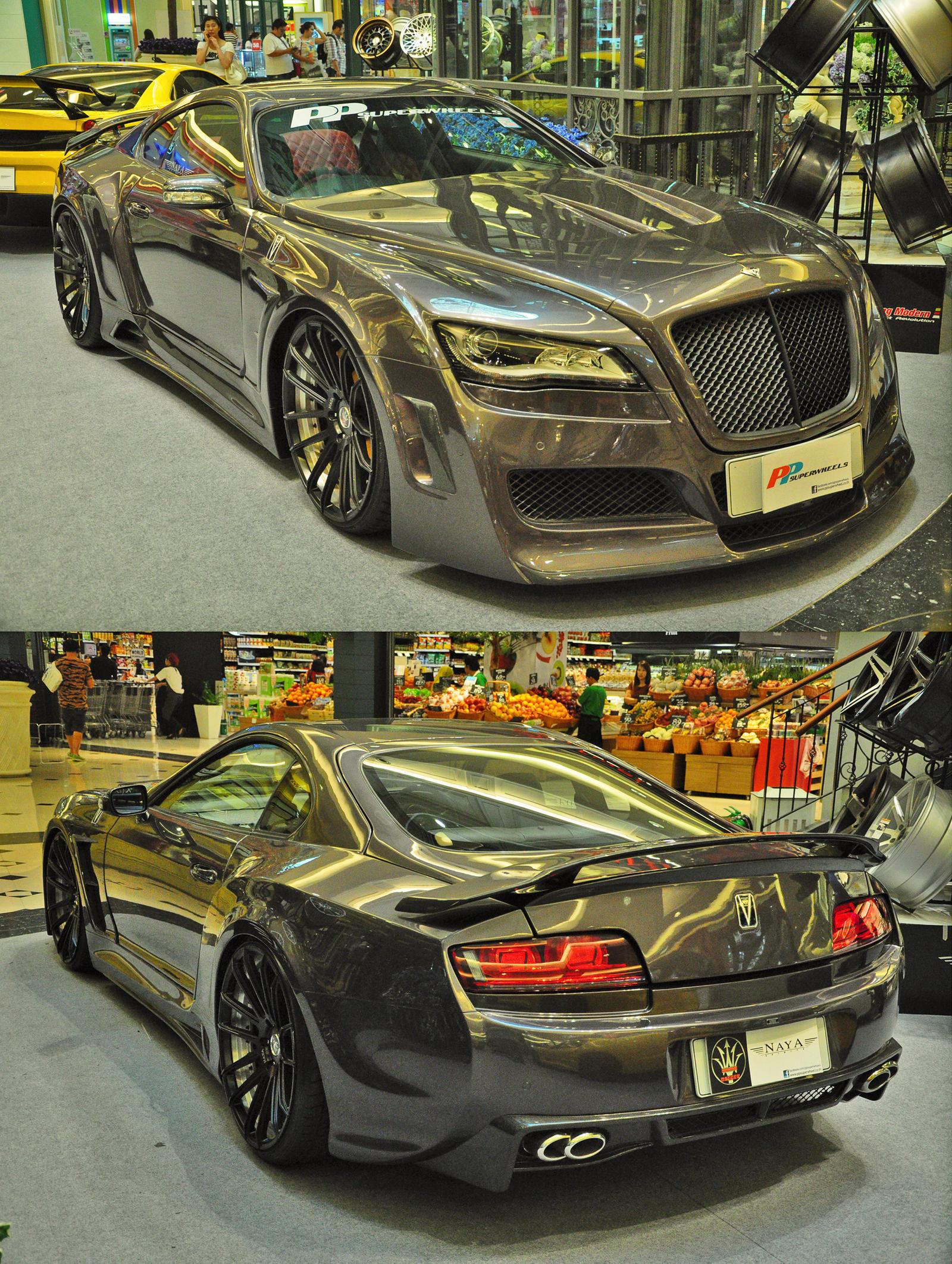 Custom Supra by zynos958