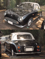 Black Figaro by zynos958
