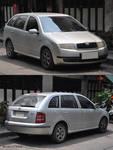 Fabia Wagon by zynos958