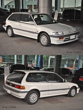 Super clean Civic EF Hatch