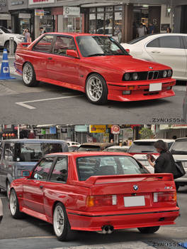 The iconic M3