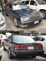 The last Crown Hardtop sedan