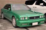 Rare green Y32 Cedric