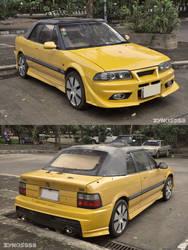 UKDM Civic Cabriolet