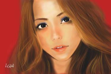 Amuro2 by lvguowei