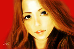 Amuro3 by lvguowei