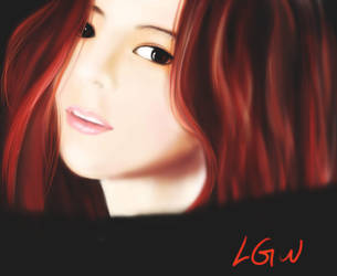Mai-K by lvguowei