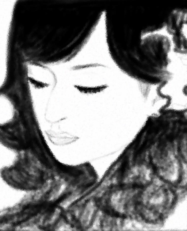 Ayumi Hamasaki by lvguowei
