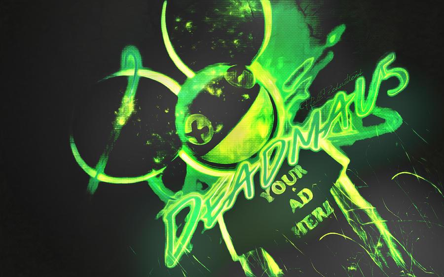 deadmau5 green wallpaper - photo #8