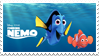 Finding Nemo Stamp by futureprodigy24