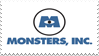 Monsters Inc Stamp by futureprodigy24