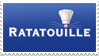 Ratatouille Stamp by futureprodigy24