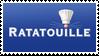 Ratatouille Stamp by futureprodigy24