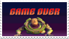Buzz Lightyear Game Over Stamp by futureprodigy24