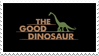 The Good Dinosaur Stamp by futureprodigy24