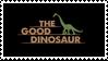The Good Dinosaur Stamp by futureprodigy24