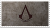 Assassins Creed Logo Stamp by futureprodigy24