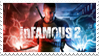 Infamous 2 Stamp by futureprodigy24