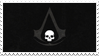 Assassins Creed IV Black Flag Stamp by futureprodigy24