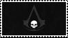 Assassins Creed IV Black Flag Stamp by futureprodigy24