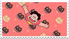Steven Universe Cookie Cat Stamp by futureprodigy24