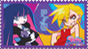 Panty And Stocking Stamp by futureprodigy24