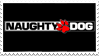 Naughty Dog Stamp by futureprodigy24