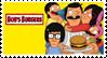 Bobs Burgers Stamp